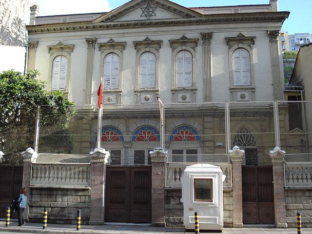 Sinagoga Bet Israel (Esmirna)