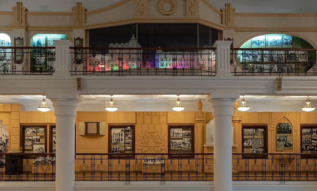 Museo judío de Harbin, China