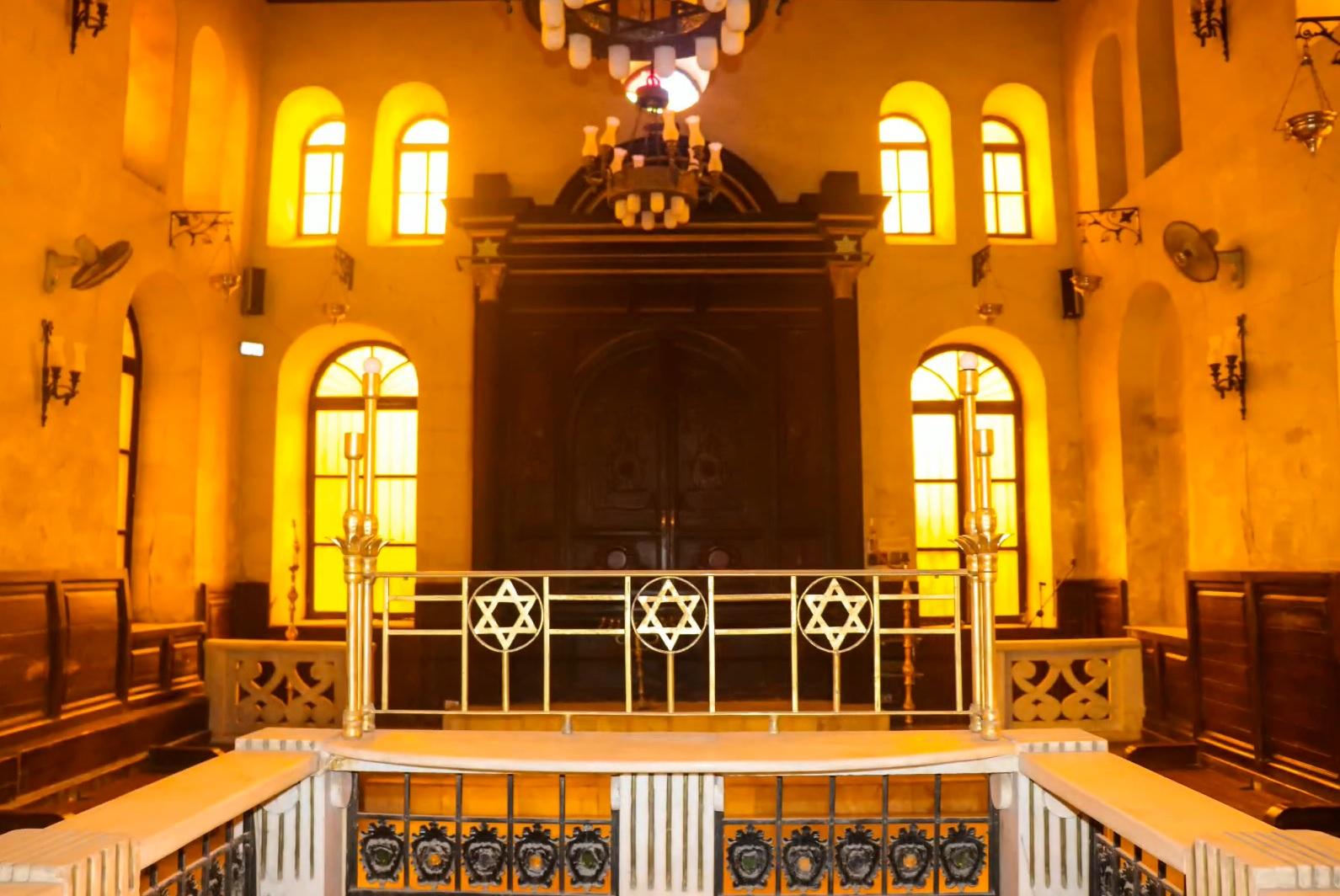 La Sinagoga Maimónides restaurada